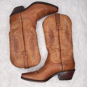 CHARLIE 1 HORSE by Lucchese Western Boots I4508